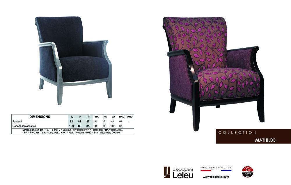 Canape mathilde meubles fouillard - Meuble mathilde ...