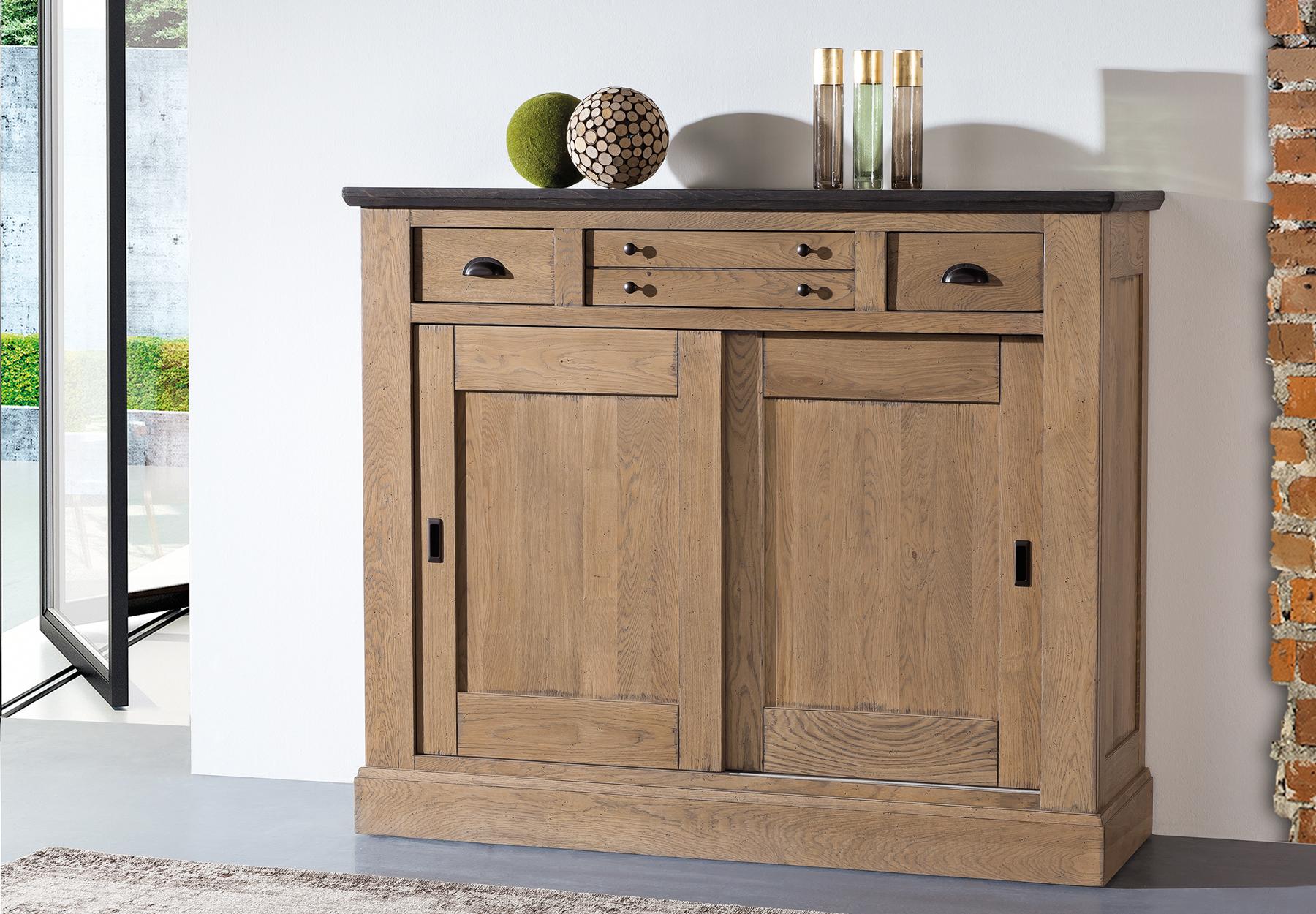 bahut haut romance meubles fouillard. Black Bedroom Furniture Sets. Home Design Ideas