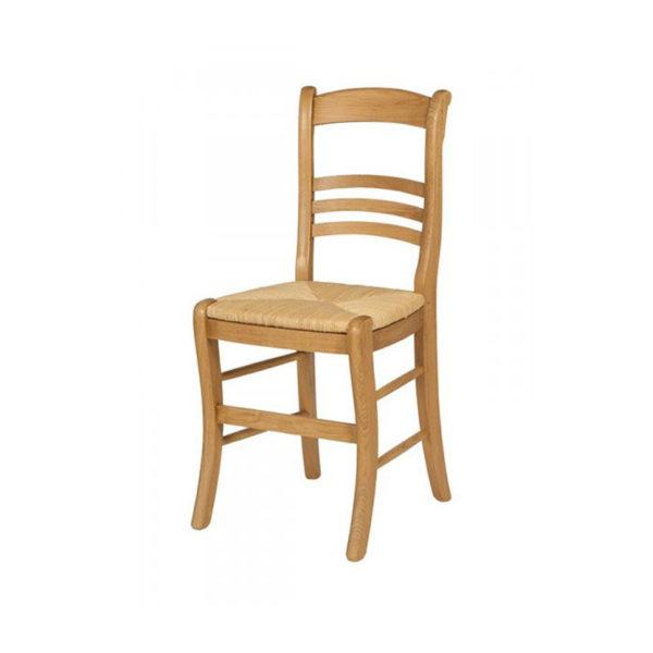 chaises chene dossier quadruple barre droite meubles fouillard. Black Bedroom Furniture Sets. Home Design Ideas