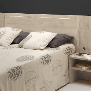 tete de lit Capricorne-Tête-Blanc-Minet-fouillard